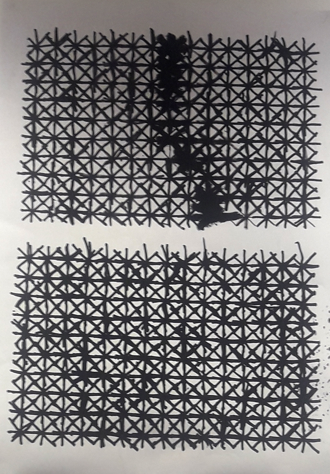 Sung Min Baik - Grid Drawing