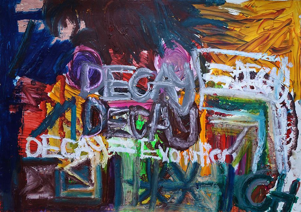 Colin Harris - Decay, Evolution