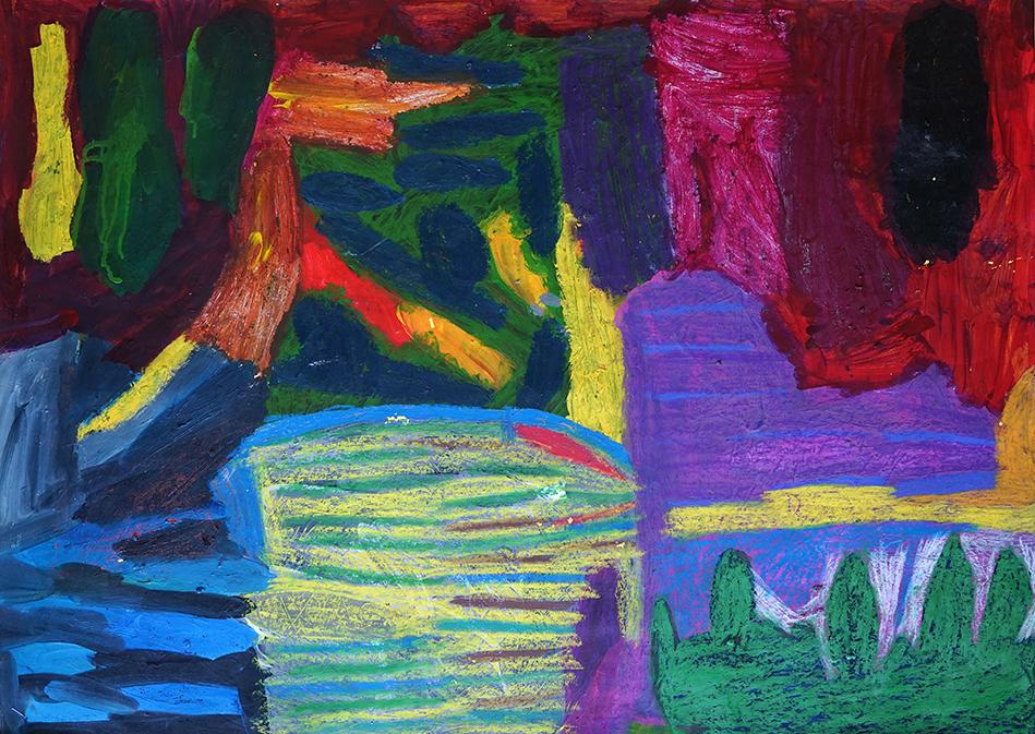 Matthew Allerby - It's An Art Picture