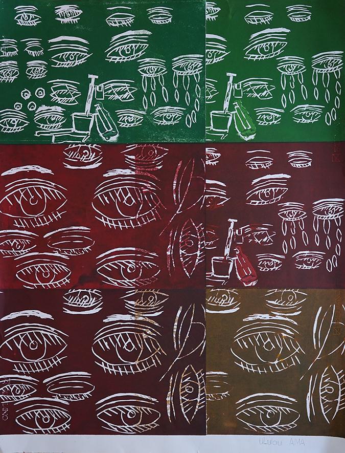 Ululau Ama - Untitled 2