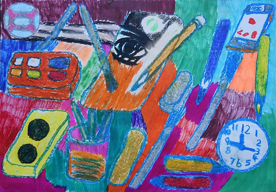 Ululau Ama - Art Class