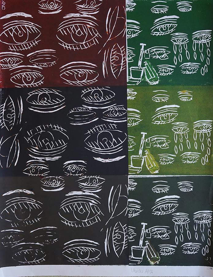 Ululau Ama - Untitled 3