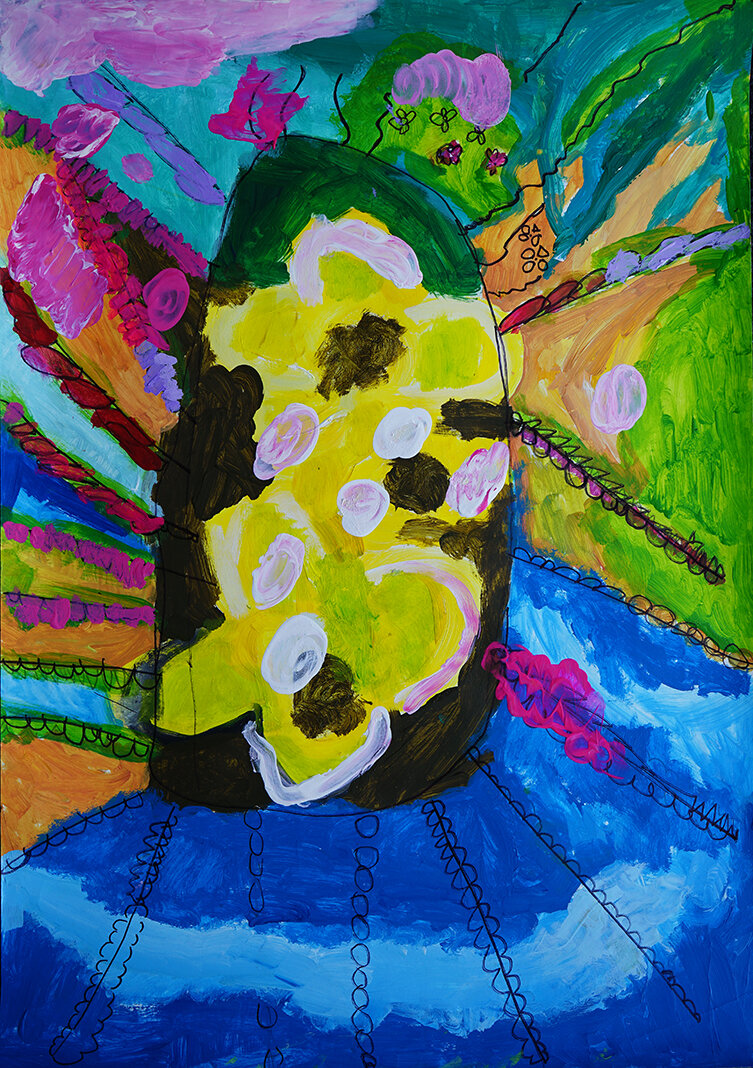 Manon Van Kempen - Upside  Down Flowers web.jpg
