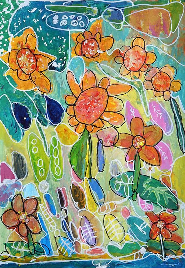 Manon Van Kempen - Sunflowers 1 web.jpg