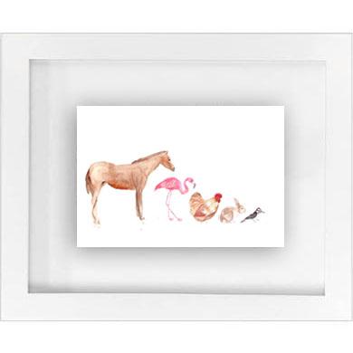 animal friends print   SALE! $10