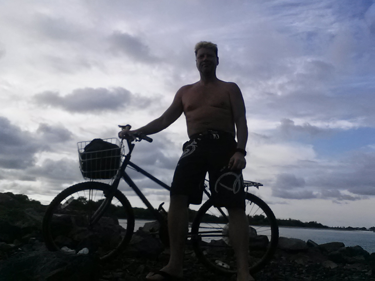 Out for a ride...in San Blas