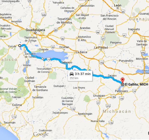 Very scenic route
