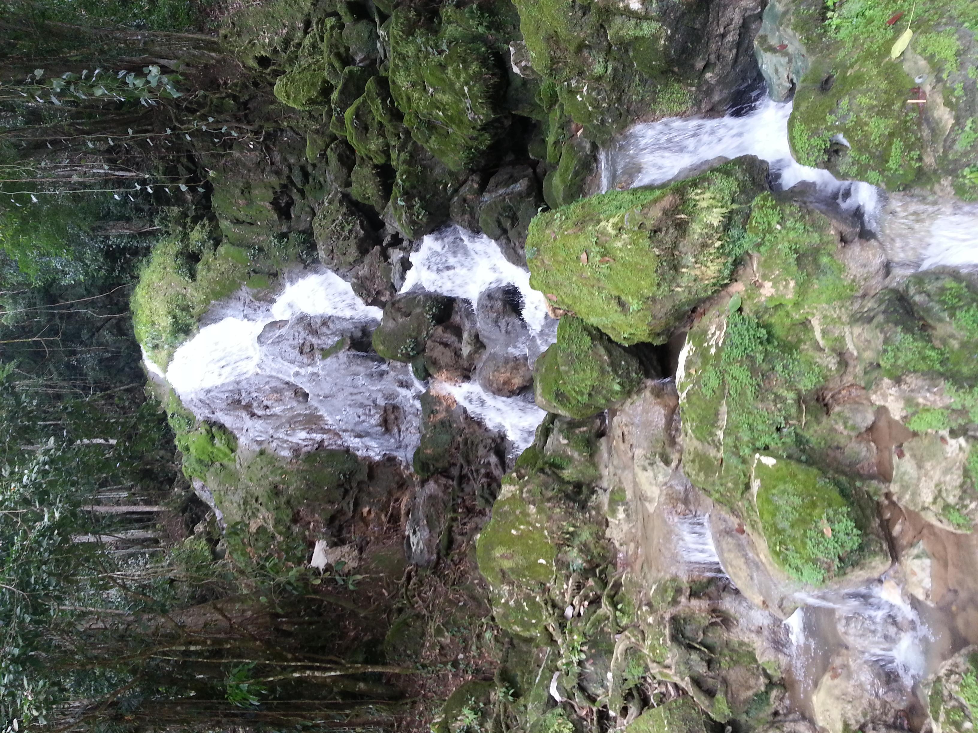 Love waterfalls...