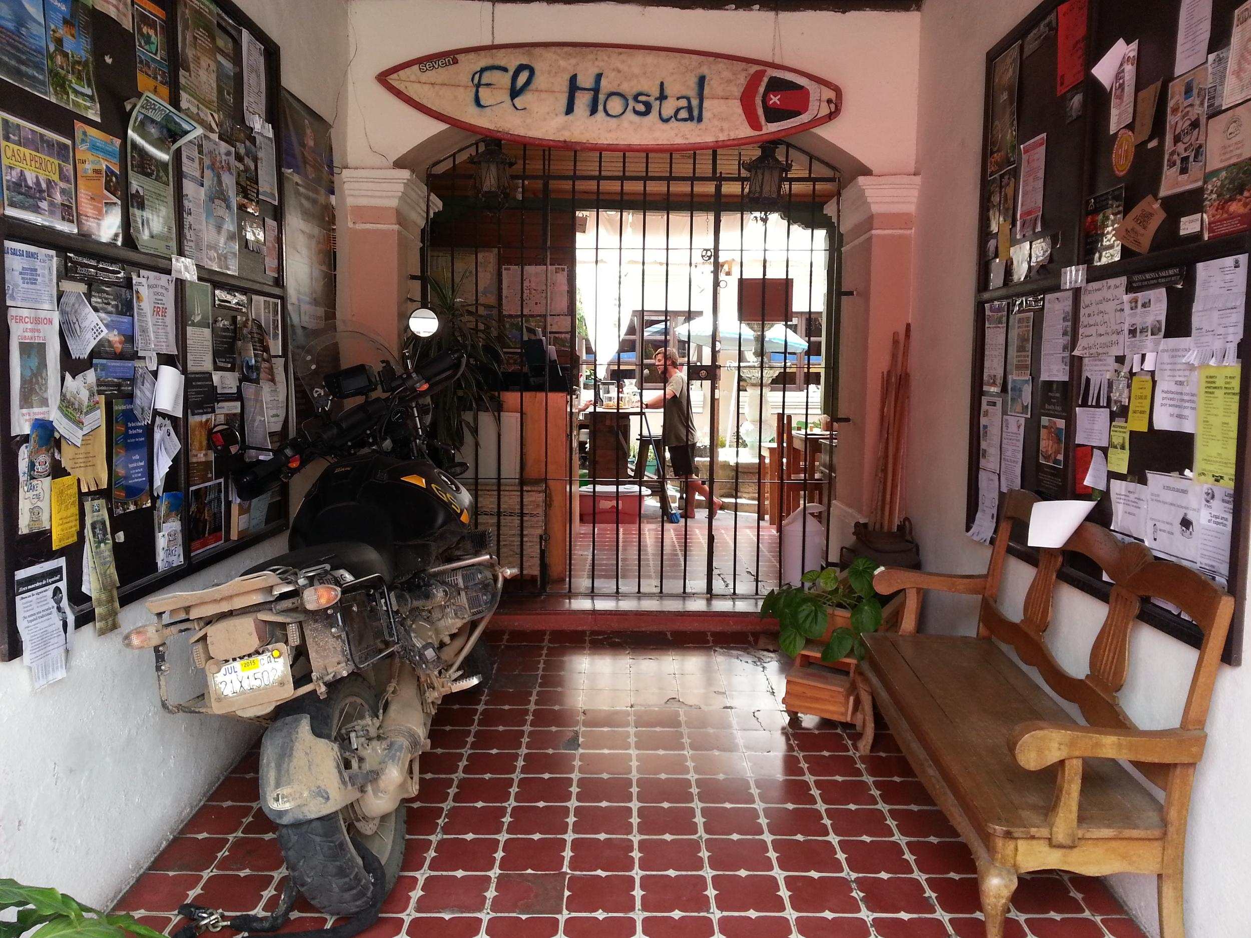 El Hostal,Antigua, Guatemala