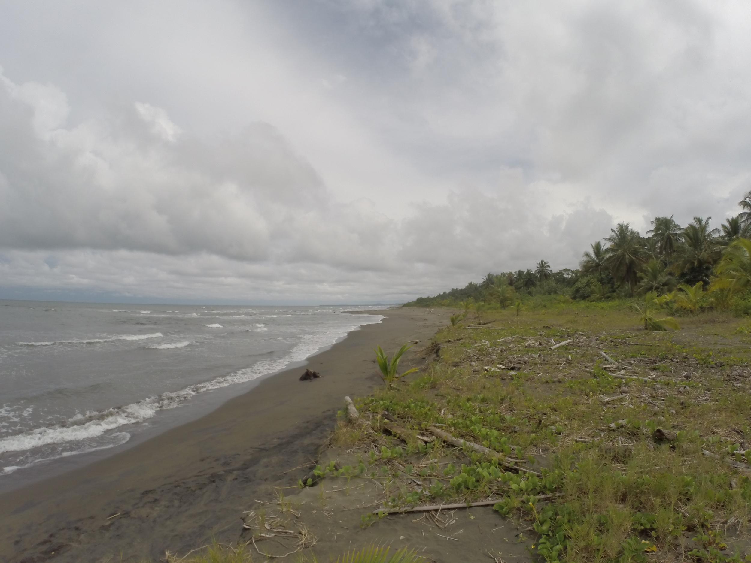 Caribbean at Costa Rica