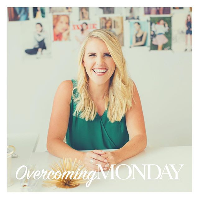We are ambassadors of God. We are called to give the world evidence of God's character through His work in our lives. We are not perfect, but when we find victory over sins which once held us down, the world sees Jesus' compassion and power. This week on my Overcoming Monday podcast @michellelmyers shares how she found freedom from eating disorders. Her vulnerability is inspiring and will give you courage for your calling. Here's a little snippet. * I got mono and I lost thirty pounds in a month from being sick. I went from being that girl who was a little bit heavier to being the thin girl who everyone wanted to be like. * That attention was addicting fast. I thought it was the affirmation and approval I was looking for, what I needed, and what I'd been missing. * Food addiction became goal setting in the worst way. It was a weird game that I played in my mind where I knew other people had to have food to function but going without food became my super-power instead of the strength of the Holy Spirit. * But I overcame my eating disorders and want to tell you that God consciously and creatively fashioned you. He is not disappointed with how you look. You're not an accident or a mistake. (Full Podcast link in profile)