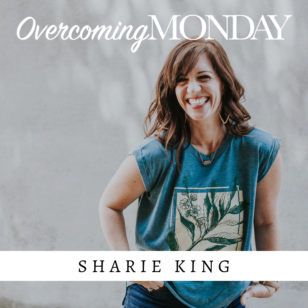 Episode 1: Dreaming with Sharie King. Sharie is the host of Overcoming Monday. On this introduction episode, she shares her own personal heartache of putting a dream on the shelf, but the hope of picking it back up in the right time.