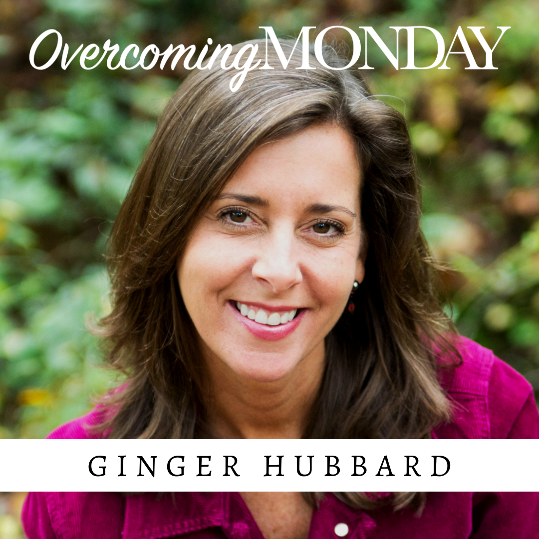Episode 27: Getting to the Heart of Your Child's Behavior with  Ginger Hubbard.  Sharie and Ginger discuss how to see our children's outburts as prime opportunities to guide their hearts.