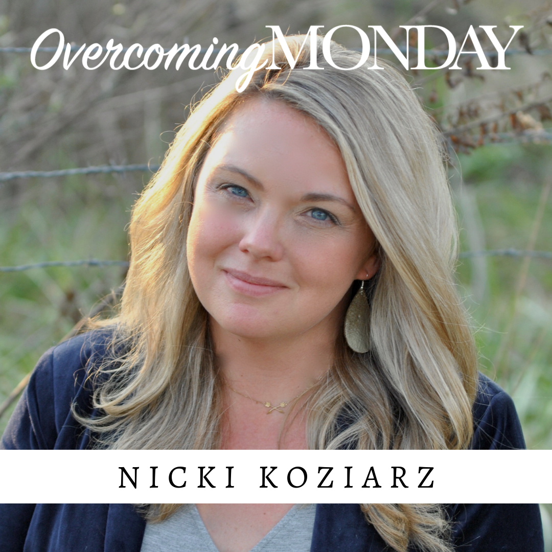 "Episode 25: Women Conquering Comparison. Sharie talks with Nicki Koziarz, a speaker with Proverbs 31 and author of "" Why Her "". Sharie and Nicki tackle these questions: Why do we compare and what can we do about it? If you struggle with staring at someone else so long that it makes you feel ""less than,"" this podcast has some little secrets to help you overcome!"