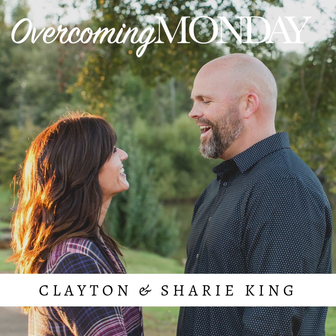 Episode 22: A Woman's Fight for Holiness. Clayton interviews Sharie on how can use scripture to practically diagnose what is happening in our hearts and how we can open ourselves up to the Holy Spirit's work in our hearts. The teaching in this episode is taken from Sharie's recently released  I Love You More, fighting to keep Jesus first Study Guide.