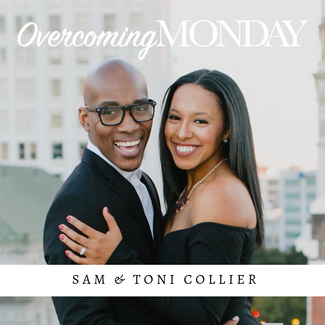 Episode 18: Racial Diversity and Supporting Your Man in Marriage with Sam and Toni Collier, pastors & speakers from Northpoint Church in Atlanta, GA.They joined the OM podcast to talk about racial misunderstanding, pursuing diversity, and how to love and support you spouse in their calling. Sam also talks about his new book, Finding Your Voice Book.