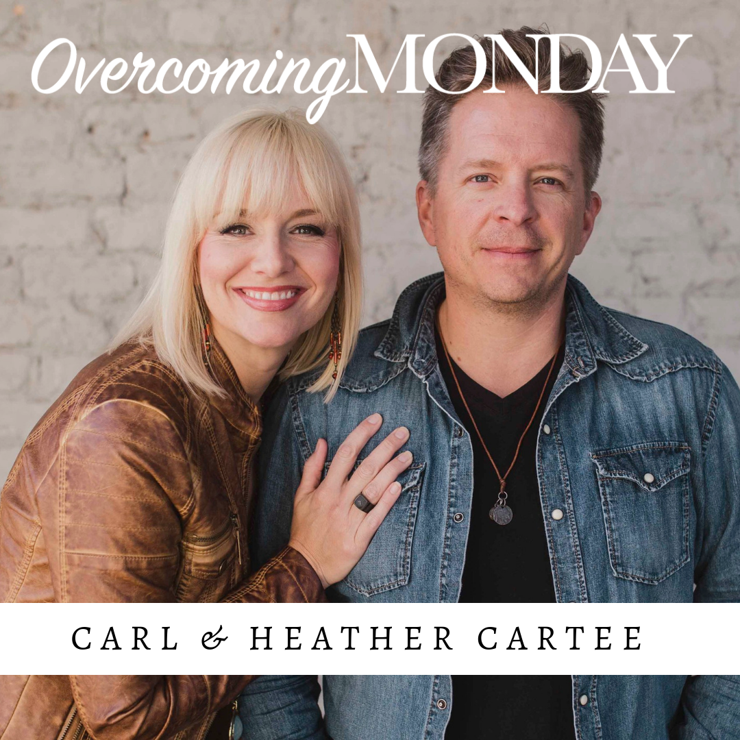 Episode 17: Loving Your Man in Marriage with Carl and Heather Cartee. Carl and Heather are trusted friends and worship leaders living in Nashville, TN. They joined OM to discuss how how we can better love our spouses; bringing out the best in one another, resolving conflict, and serving each other well.