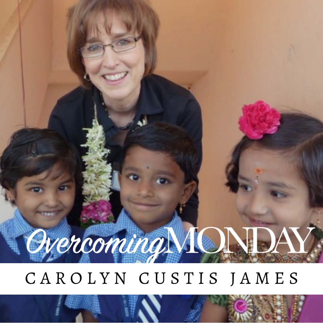 Episode 9: Women Living Out God's Purpose with Carolyn Custis James. Carolyn has a BA in Sociology, MA in Biblical Studies, and is an award winning author (and one of Sharie's heroes.) In these podcasts, Carolyn and Sharie talk passionately about women in the Bible, the need for theology and how to apply biblical concepts in a postmodern world. Wisdom drips off her lips, so get ready!