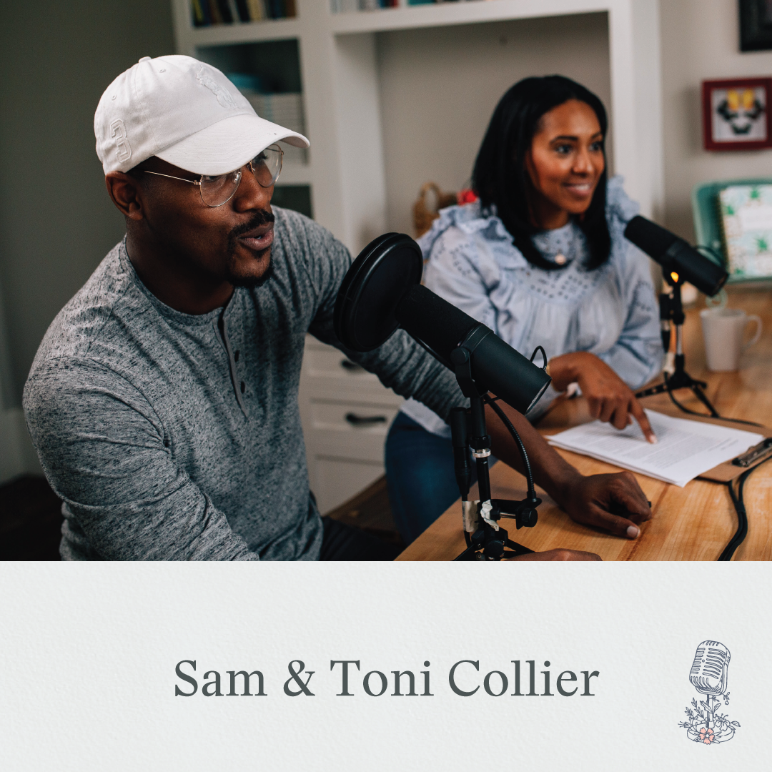 Sharie and Clayton invite Sam and Toni Collier to discuss the lie that you only marry your spouse, but in reality, when you are joined together, you become part of each other's family for life. In this episode of Overcoming Monday, Sam and Toni provide little secrets on how they learned to love and embrace the whole family.