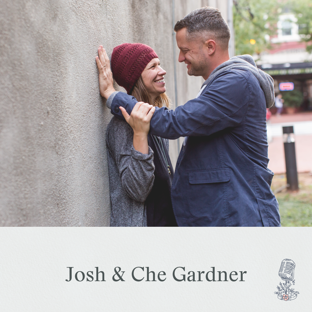 Episode 44: Getting Naked with Your Spouse. Sharie and Clayton talk with  Josh  and  Che Gardner  about the importance of keeping your love life alive in your marriage- and we are talking about LOVE life, meaning sex. If you have kids around, this is your cue to download this one and listen later, because, although this podcast may not be appropriate for young viewers, it a necessary, safe and honest conversation among friends on how to develop an emotionally and physically satisfying sex life.