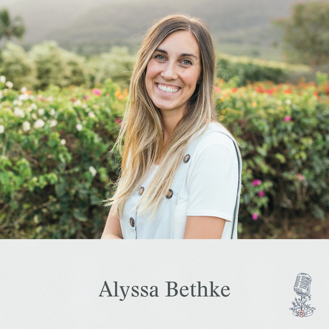 Sharie interviews Alyssa Bethke on the need for generations to learn from one another. It's easy to live life within a familiar age group, but there is value to learning not only from those older, but also those younger than us. Alyssa and Sharie provide practical tips on how to build relationships with other generations.