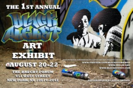 Black August Art Exhibit