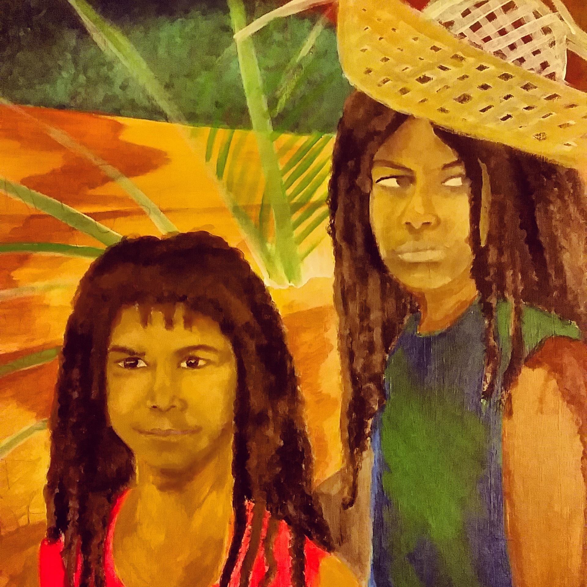 Coco Brothas by Nia Andino
