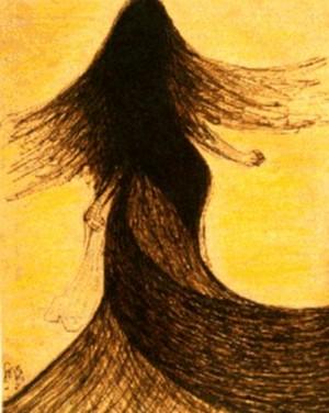 Rabindranath Tagore painting 3