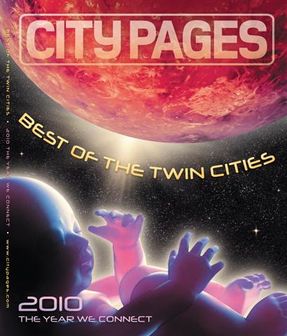 CITY PAGES - BEST OF THE TWIN CITIES 2010: Best Vocalist (Male)
