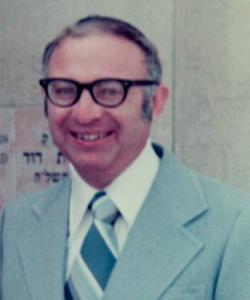 Dr. Robert E. Levinson