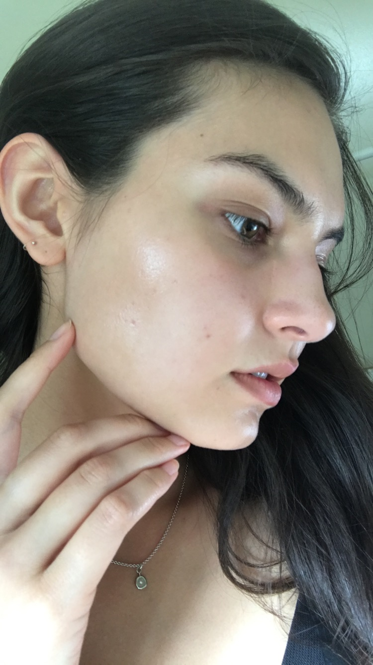 no makeup cool toned