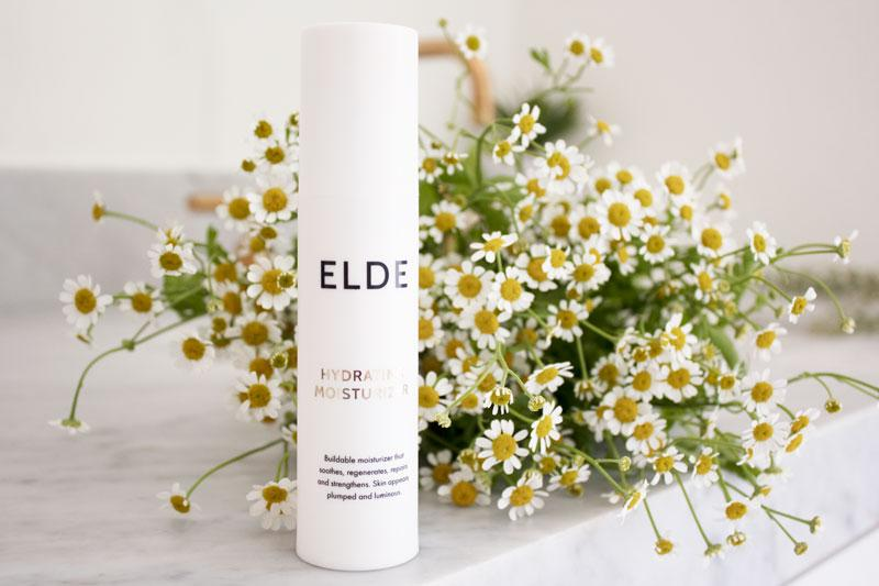 STEP 3: MOISTURIZE WITH  ELDE COSMETICS HYDRATING MOISTURIZER