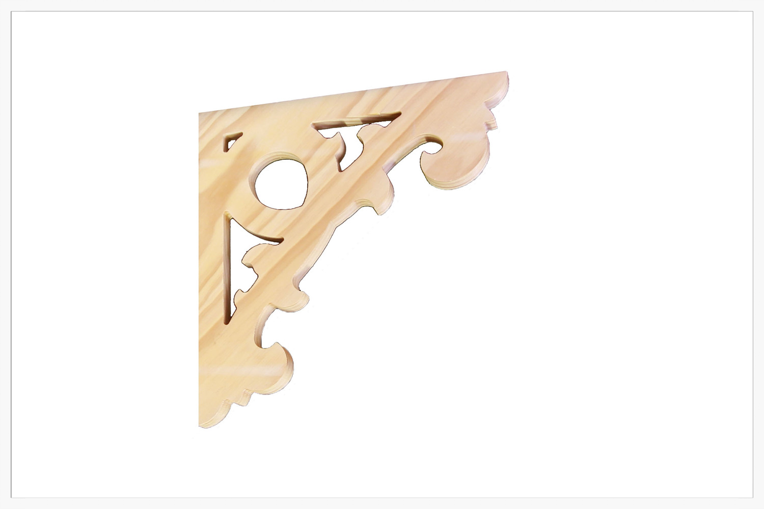 Corner Brackets    Product Code:  CB-3  Thickness:  32  Dimensions:  450 x 460 mm