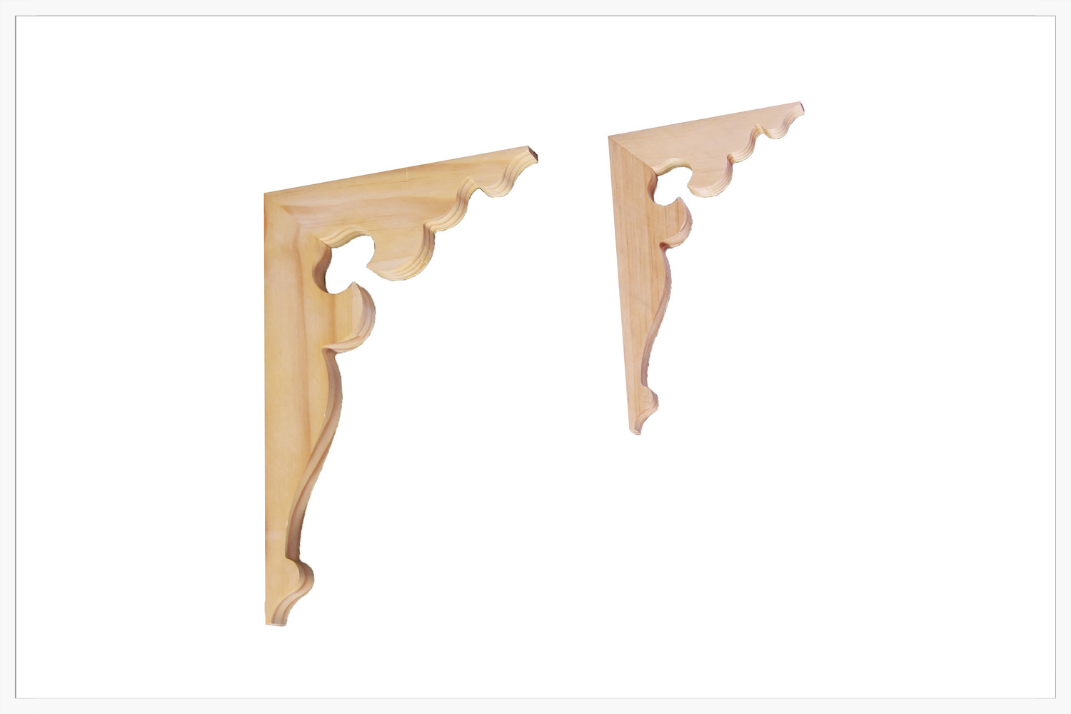 Corner Brackets (3 Sizes)    Product Code:  CB-11, CB-11S, CB-11ES  Thickness:  32  Dimensions:  300 x 460 mm, 325 x 325 mm, 190 x 150 mm RESPECTIVELY