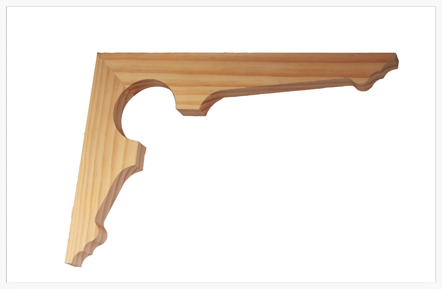 Corner Brackets    Product Code:  CB-24  Thickness:  32  Dimensions:  325 x 455 mm