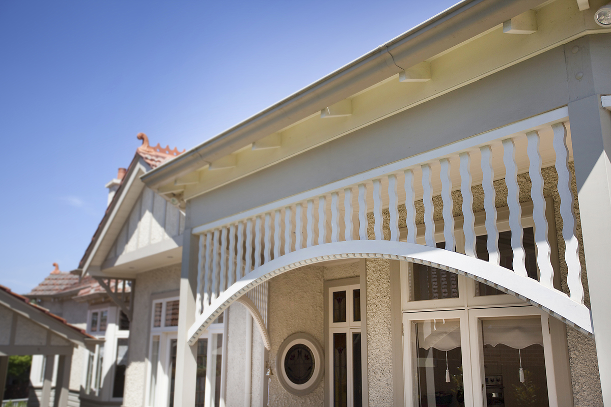 Decorative Timber Home