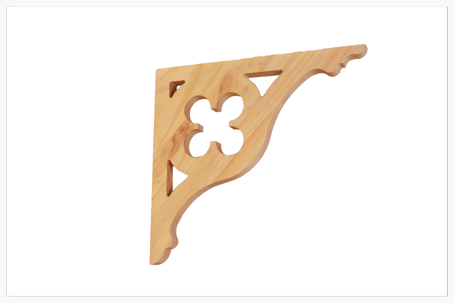 Corner Brackets    Product Code:  CB-13  Thickness:  32  Dimensions:  455 x 495 mm