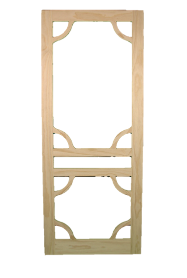 Screen Doors    Product Code:  SD3  Dimensions:  MADE TO ORDER   Price Available Upon Request