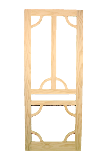 Screen Doors    Product Code:  SD4  Dimensions:  MADE TO ORDER   Price Available Upon Request