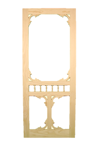 Screen Doors    Product Code:  SD7  Dimensions:  MADE TO ORDER   Price Available Upon Request