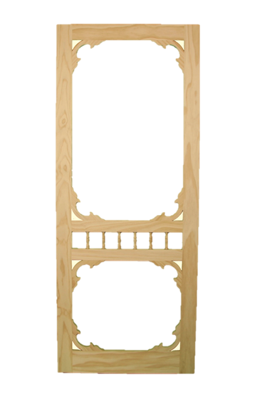 Screen Doors    Product Code:  SD8  Dimensions:  MADE TO ORDER   Price Available Upon Request