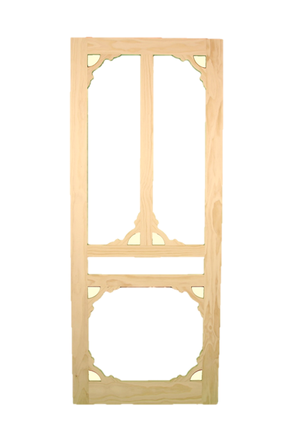 Screen Doors    Product Code:  SD13  Dimensions:  MADE TO ORDER   Price Available Upon Request