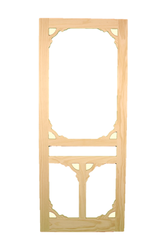 Screen Doors    Product Code:  SD17  Dimensions:  MADE TO ORDER   Price Available Upon Request