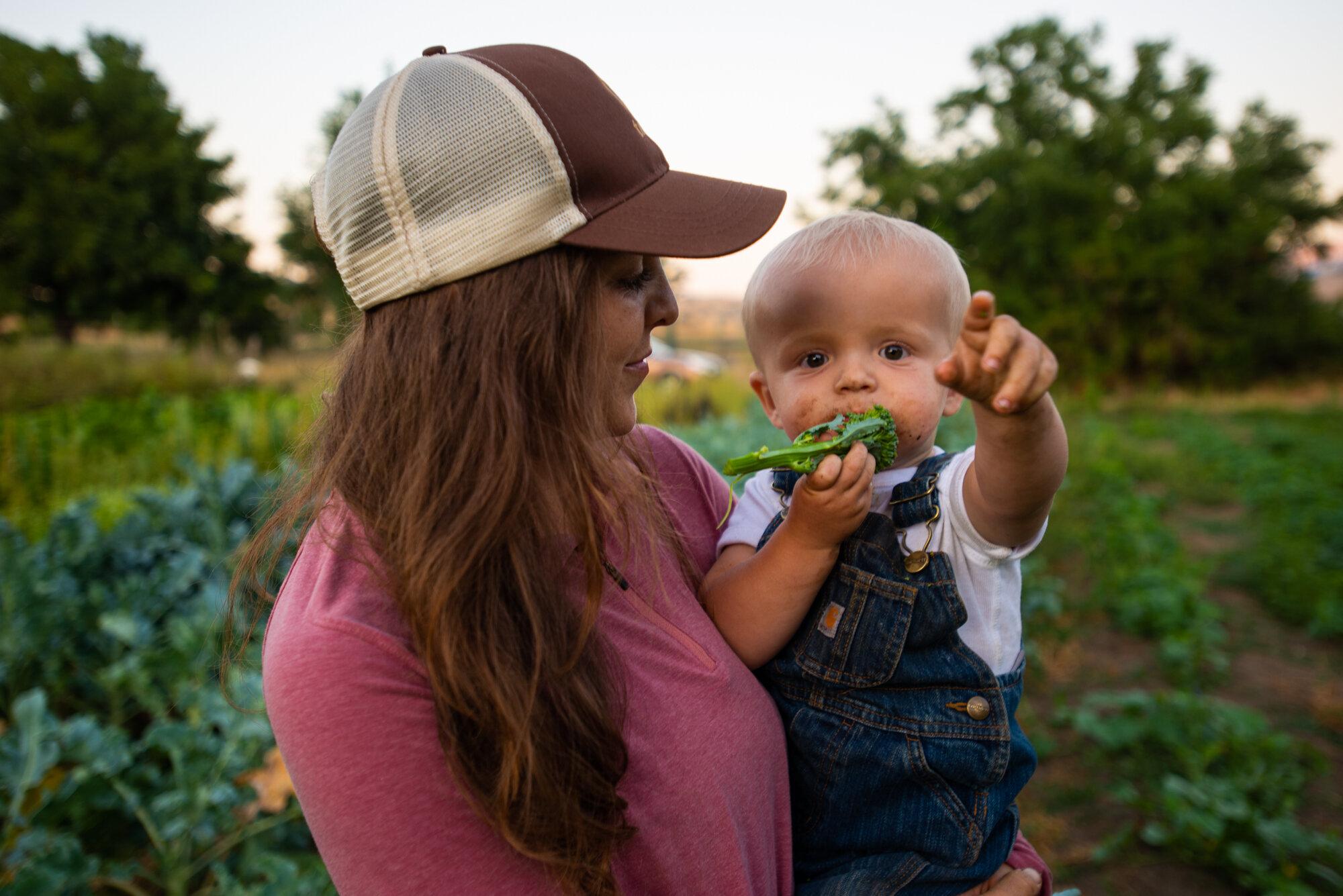Meet a Farmer - CALIFORNIA GROWN