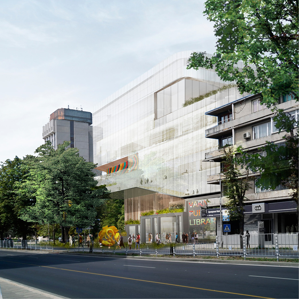 VARNA LIBRARY COMPETITION