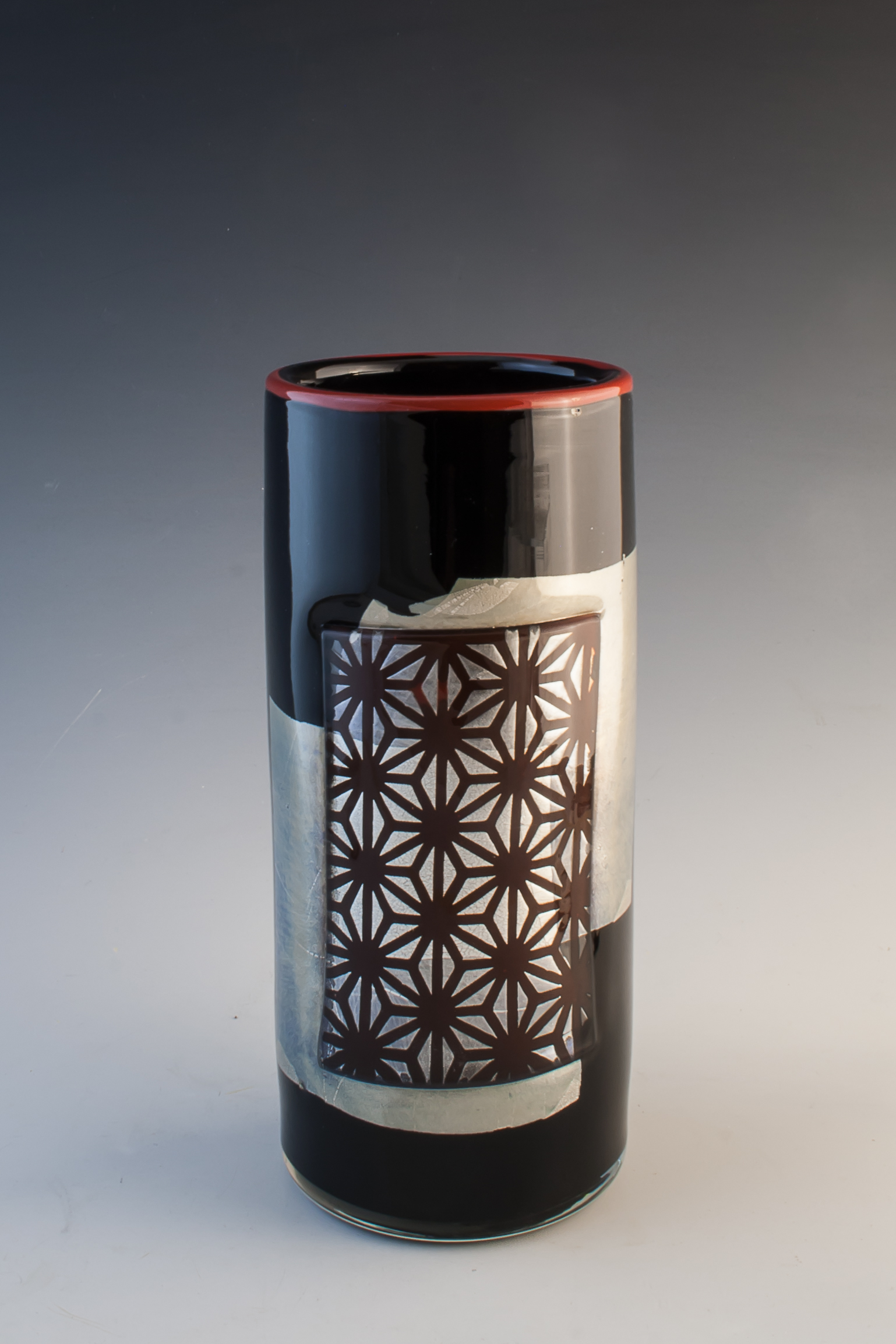 Pattern Tile Vase