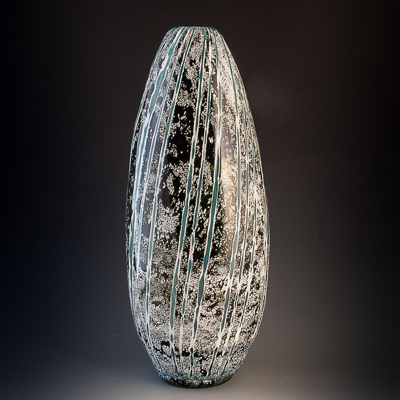 seed vase, tall