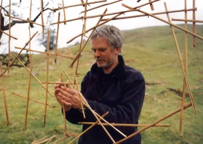 Image still from Andy Goldsworthy: A Collaboration with Nature film. Used under Fair Use. Purchase on Amazon, you won't regret it.
