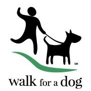 Don't just take your dog for a walk… Take your Walk for a Dog! Go to  WoofTrax.com , download the app, and support MSIR every time you walk your dog.