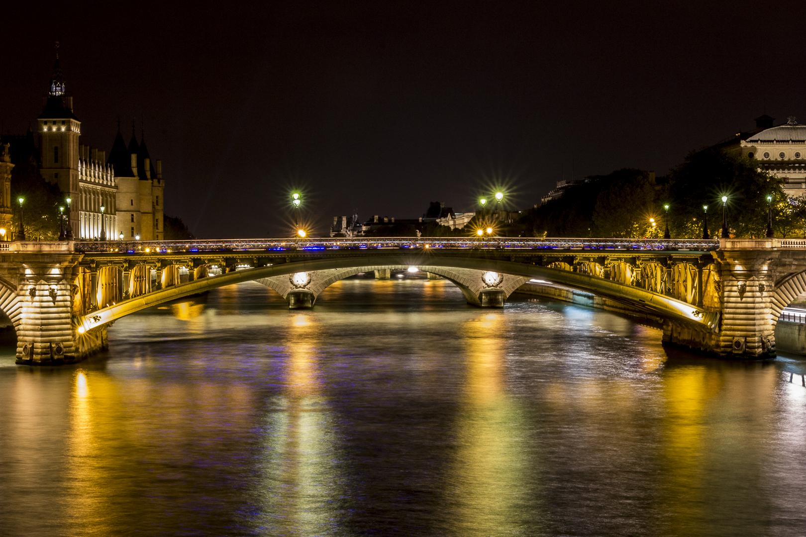 Bridge over Seine